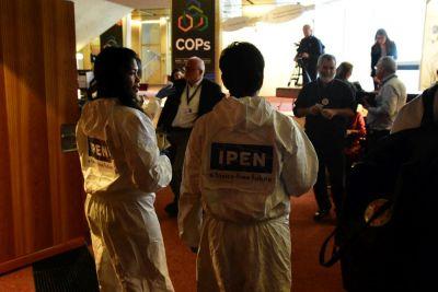 Vyjednavači v Ženevě nadržují průmyslu na úkor ochrany zdraví dětí