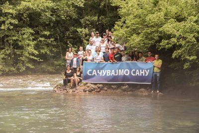 Zpráva z Bosny: Zachraňte Sanu dřív, než ji přehrady zničí