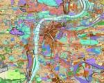 výřez územního plánu