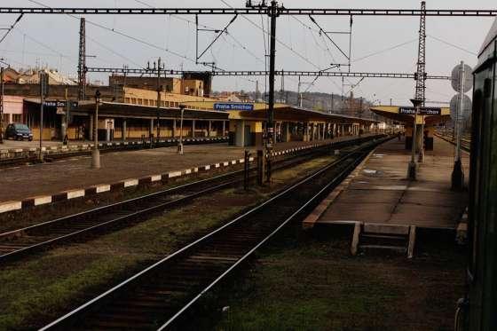 Přestavba Smíchovského nádraží