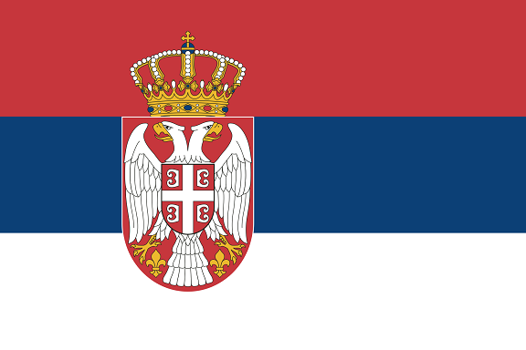 Flag of Serbia-a